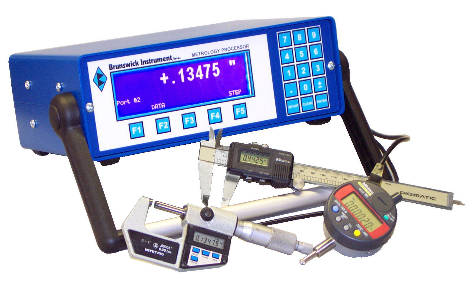 Metrology Measuring Instruments : Precision dimensional metrology instruments inspection